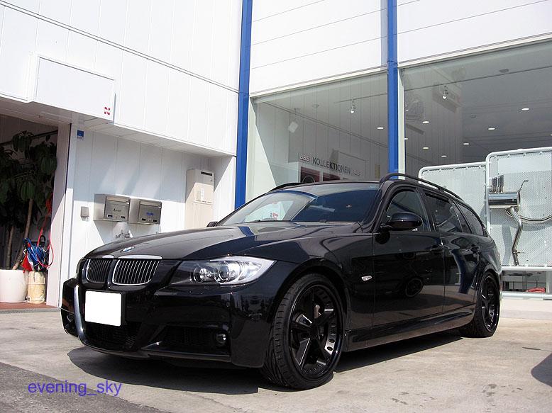 BMW 335i ツーリング E91