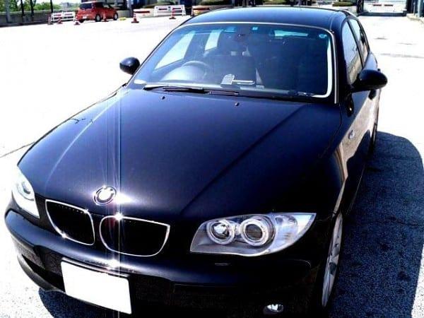 BMW 120i ダイナミックパッケージ E87