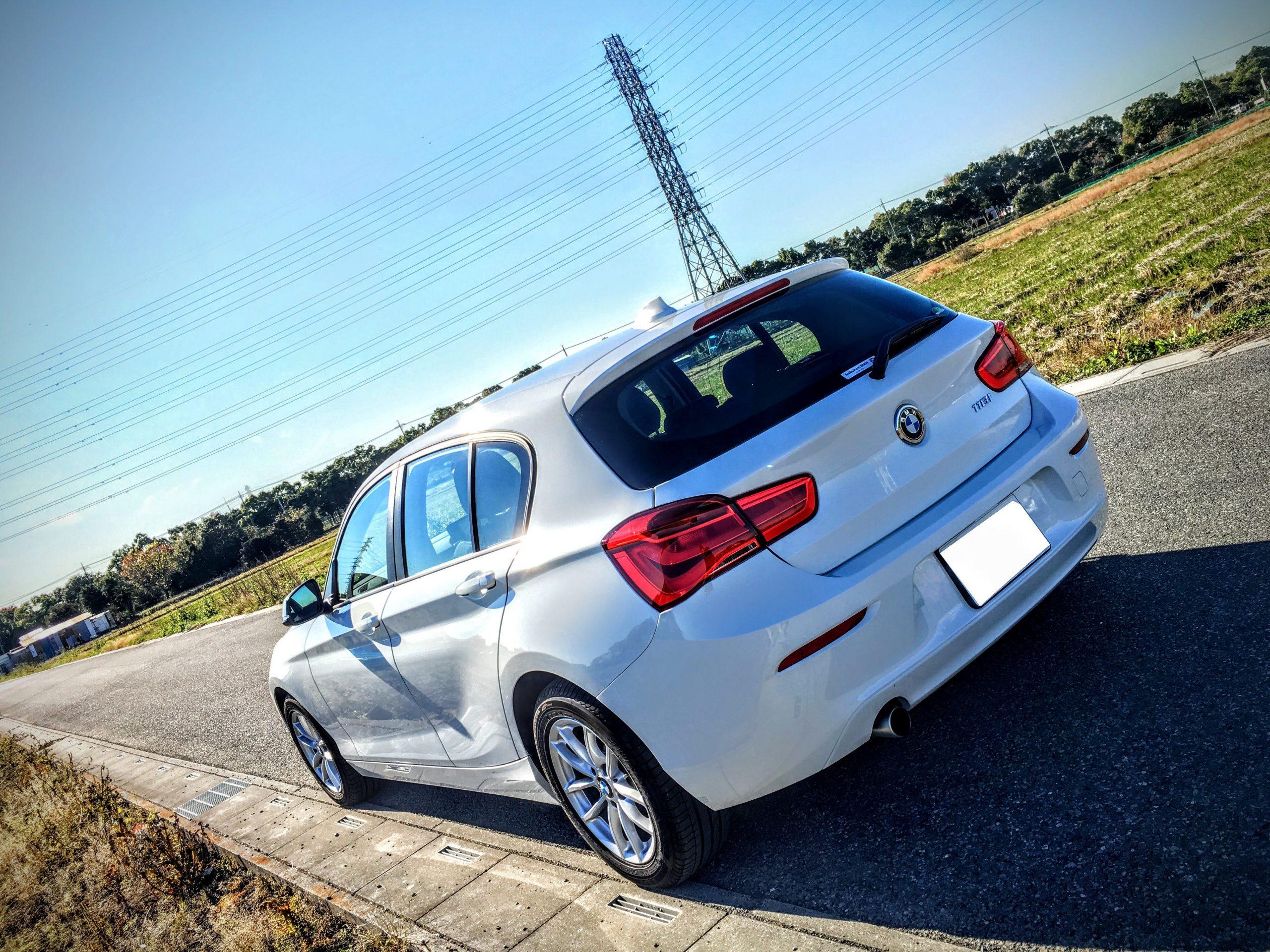 BMW118i(F20)での代車生活を振り返ってインプレなど