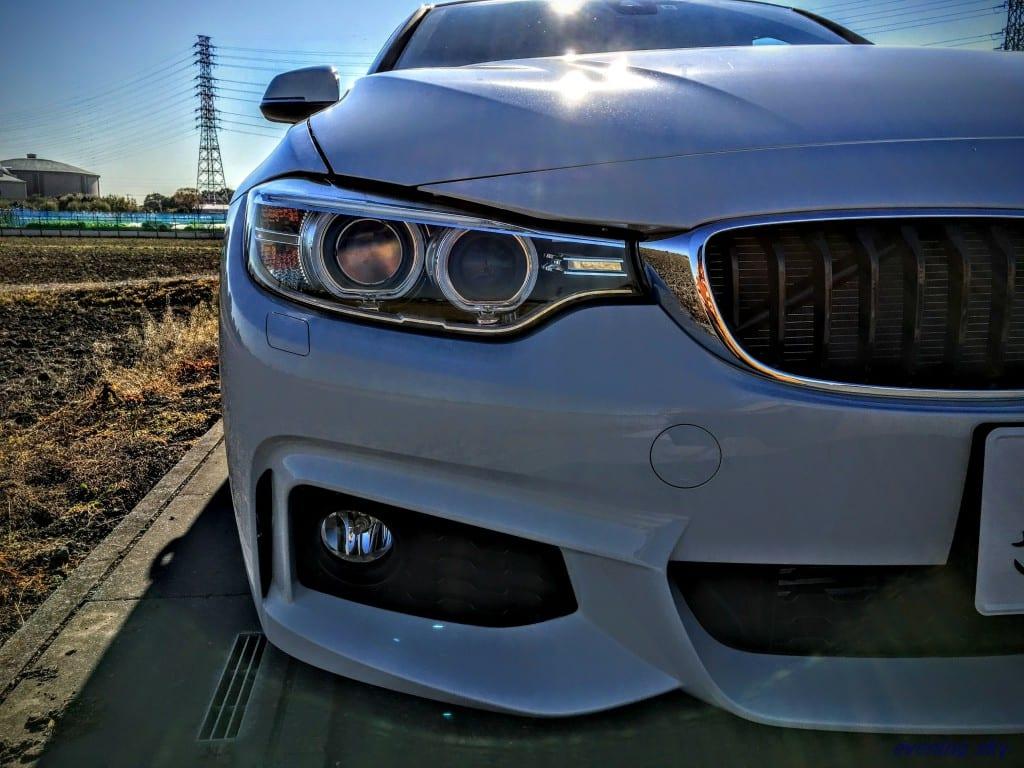 【BMW F36】4シリーズグランクーペ(420i GC)納車されました♪