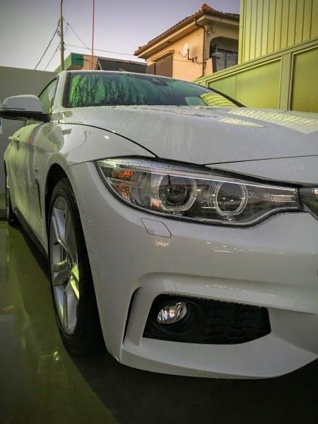 [BMW420i GC]初洗車♪