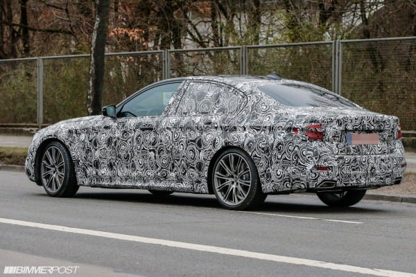 BMW 5-Series 08