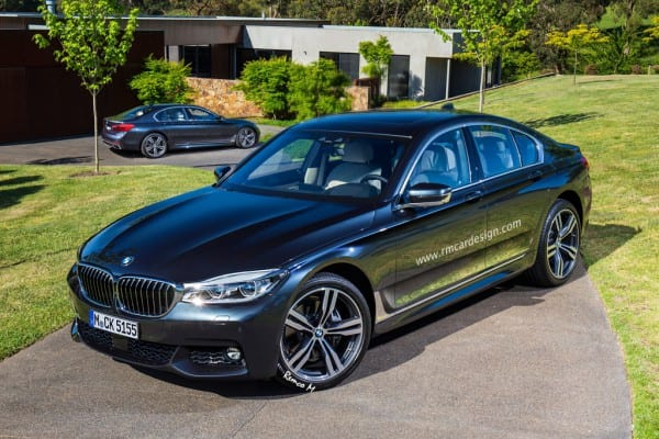 BMW5siries_G30_MSports_Front