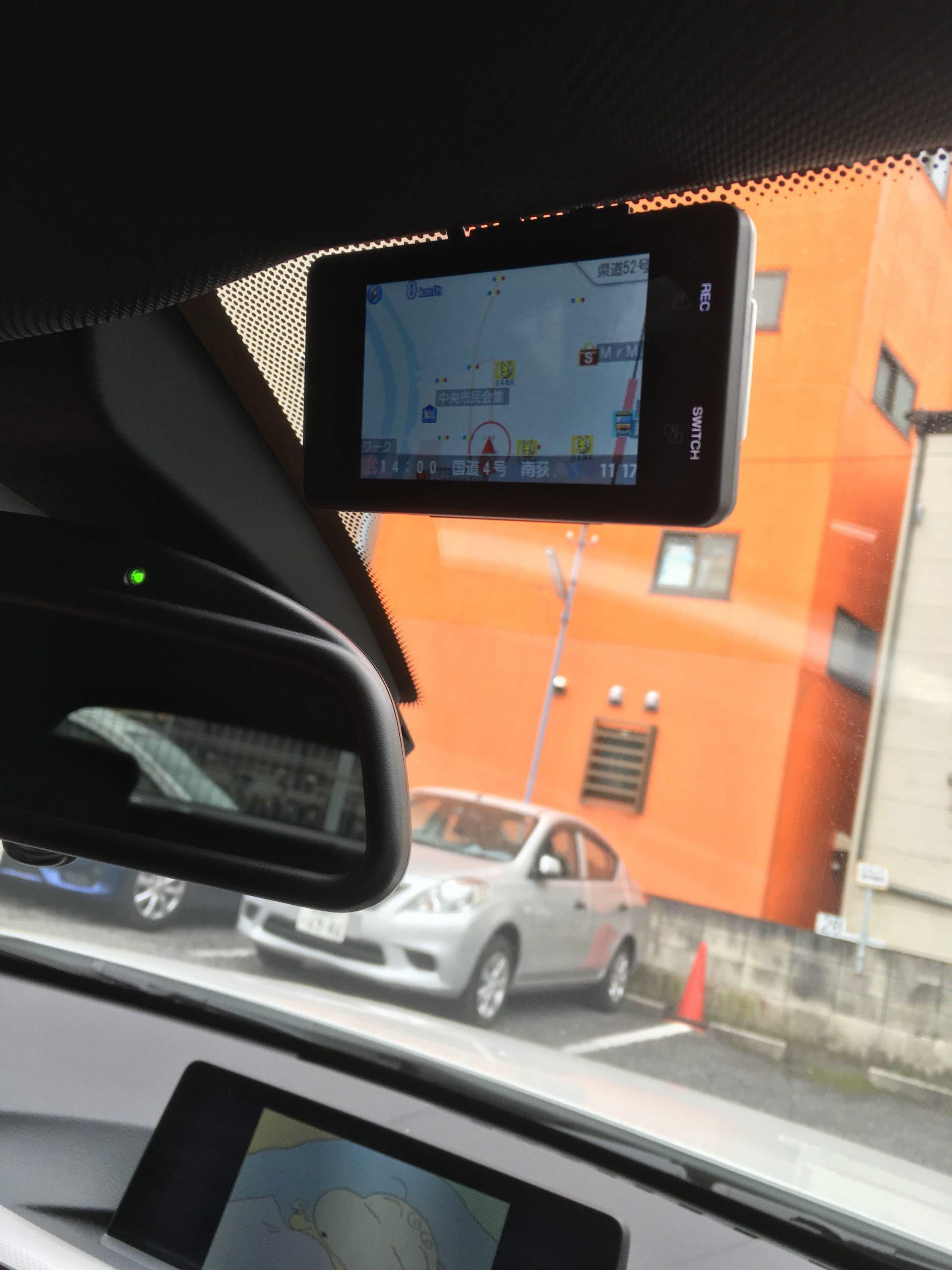 【BMW420i GC】レーダー探知機&ドライブレコーダー取付け【後編】ユピテルZ800DR装着!