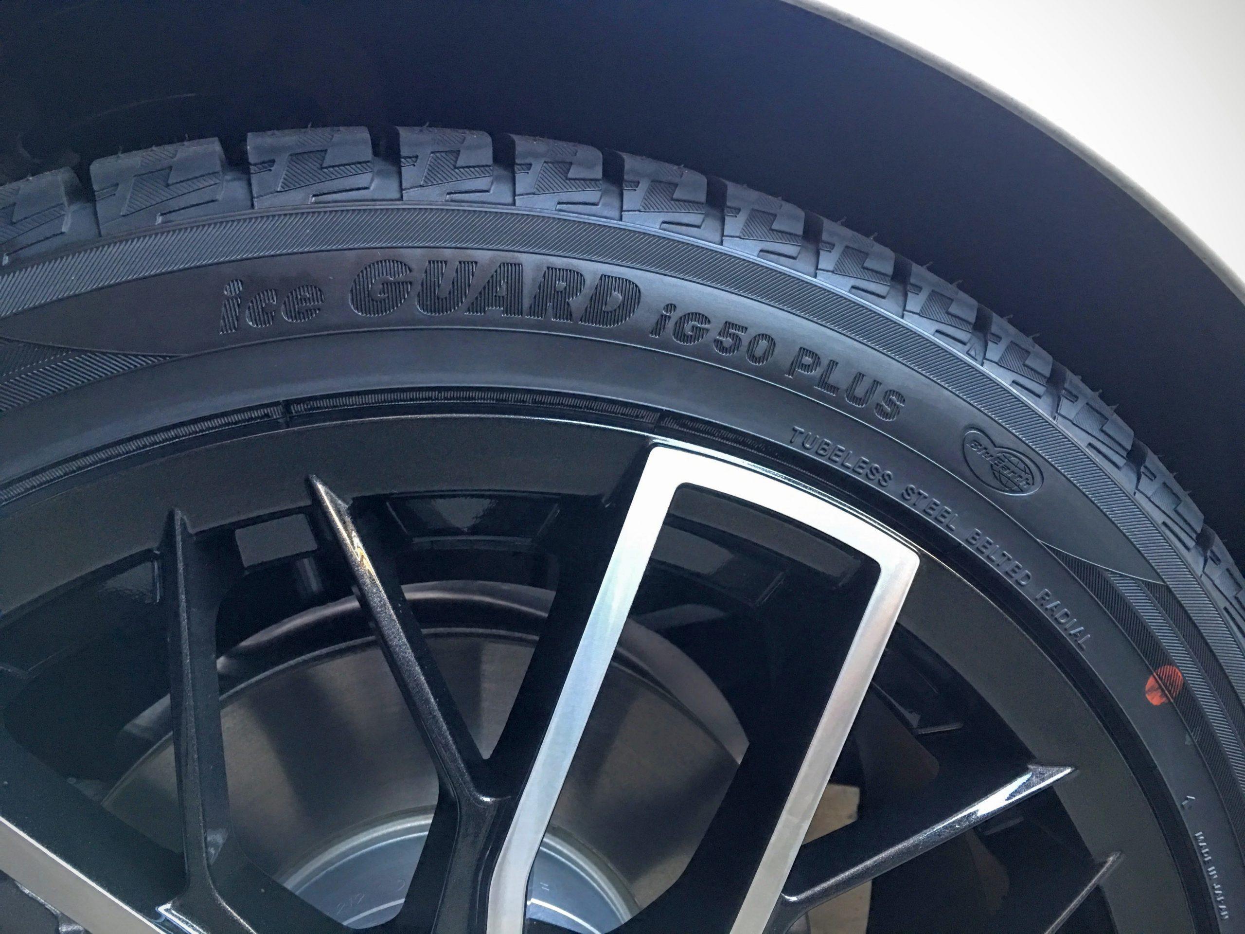 【BMW420iGC】スタッドレスタイヤ&ホイール購入&装着しました♪