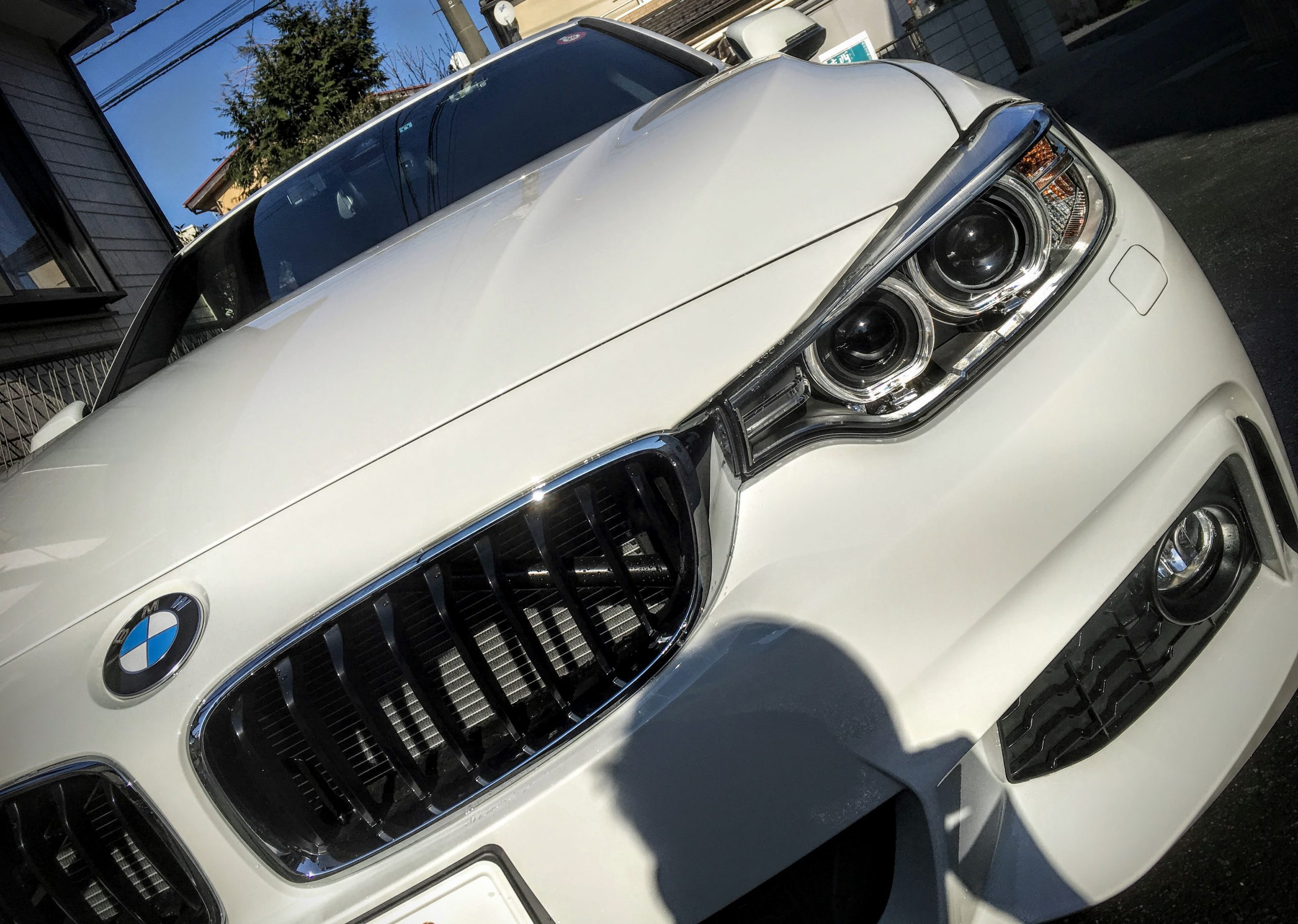 【BMW420i GC】2回目の洗車は自宅でお手軽に^^;