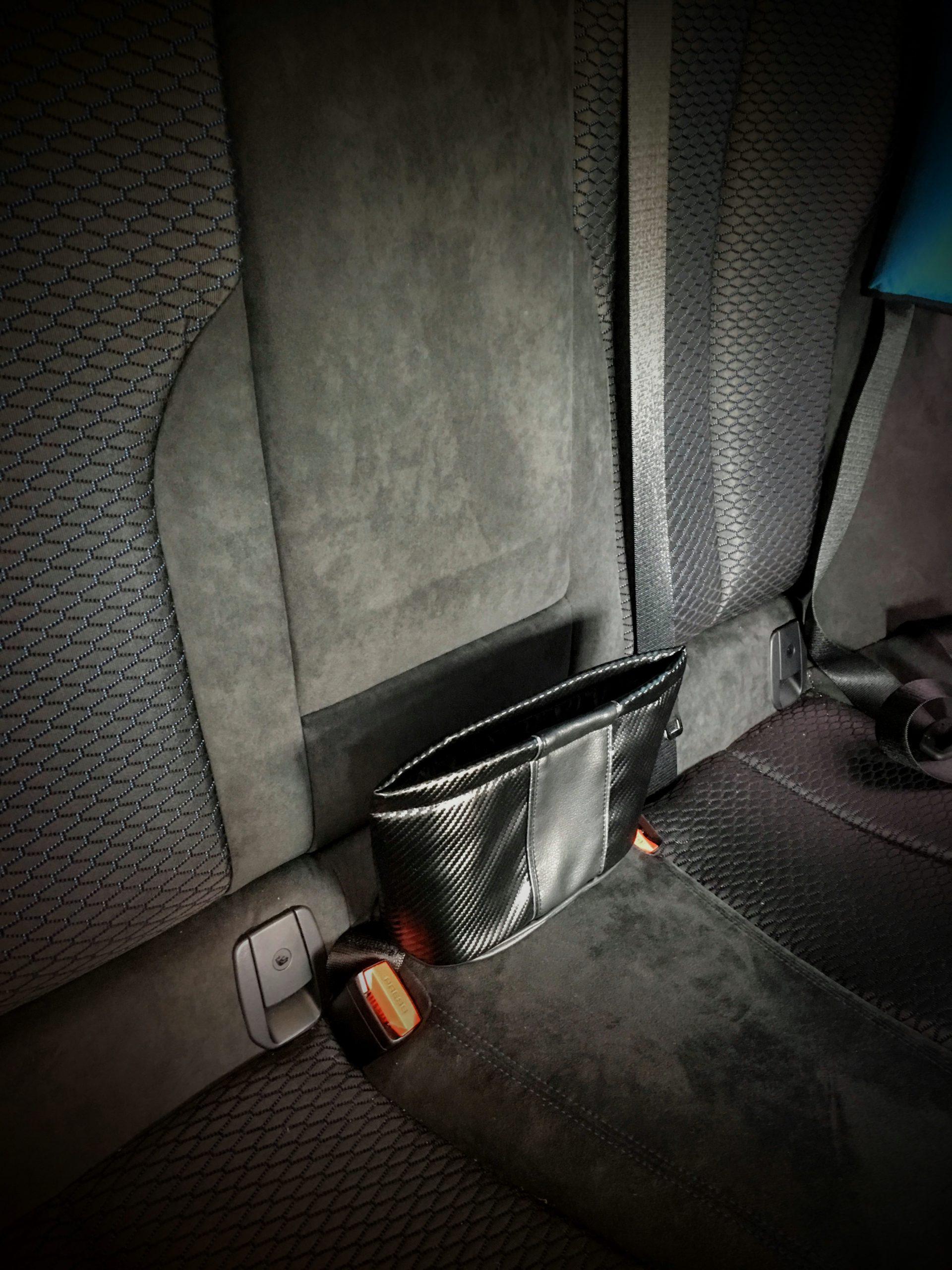 【BMW420i GC】スリムなゴミ箱・小物入れをイエローハットで買ってきました^^;