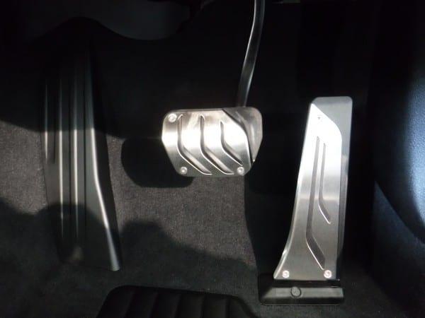 BMW M Performanceステンレス・スチール・ペダル・セット