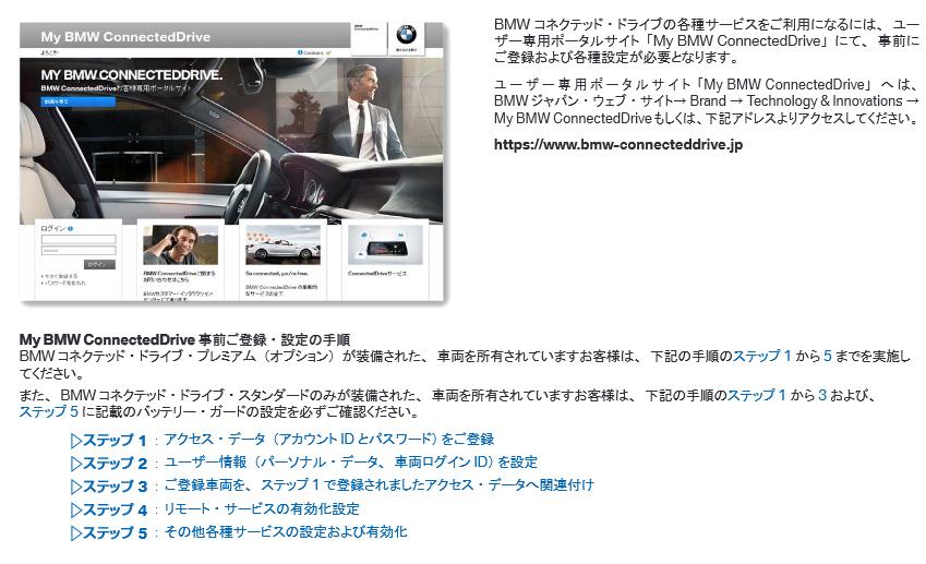 bmw ダウンロード マネージャー