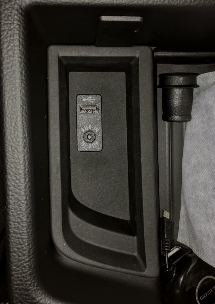iDriveで音楽・動画再生用超コンパクトなUSBメモリ「SanDisk Cruzer Fit USBフラッシュメモリー 64GB(SDCZ33)」【BMW4シリーズグランクーペ】