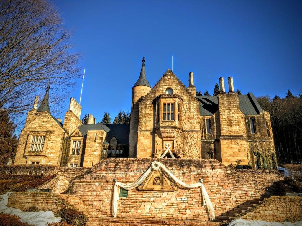るるぶ.com旅行人気ランキング婚礼観光部門1位の「大理石村ロックハート城」に行ってきました^^