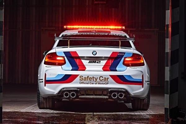 bmw m2 safecar
