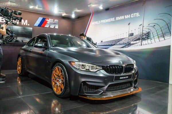 世界限定700台BMW M4 GTSの日本国内での価格と日本導入数が判明!!