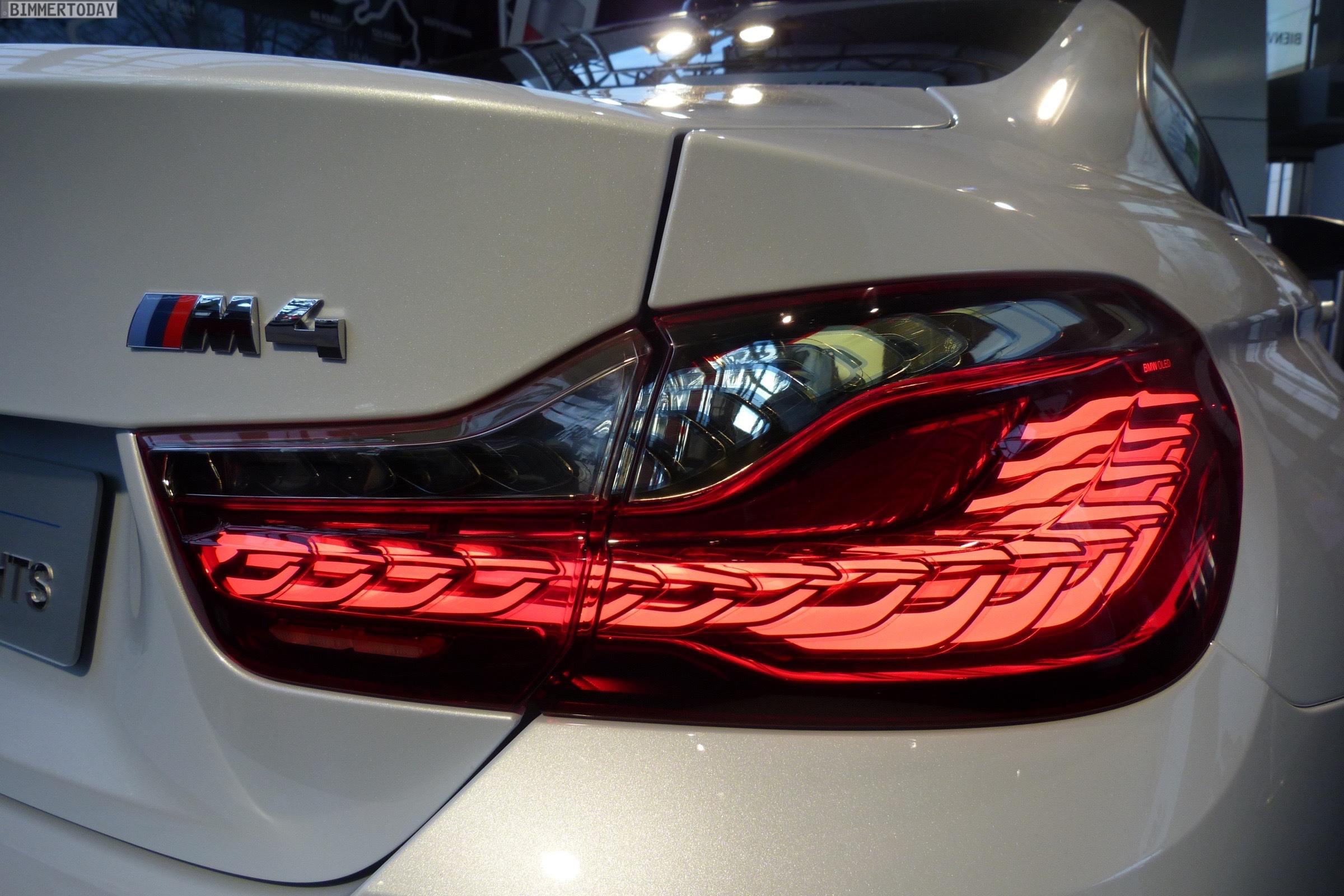 BMW M4 GTSに採用されているテールランプ有機LED(OLED)の国内予定価格が判明^^; – Evening ...