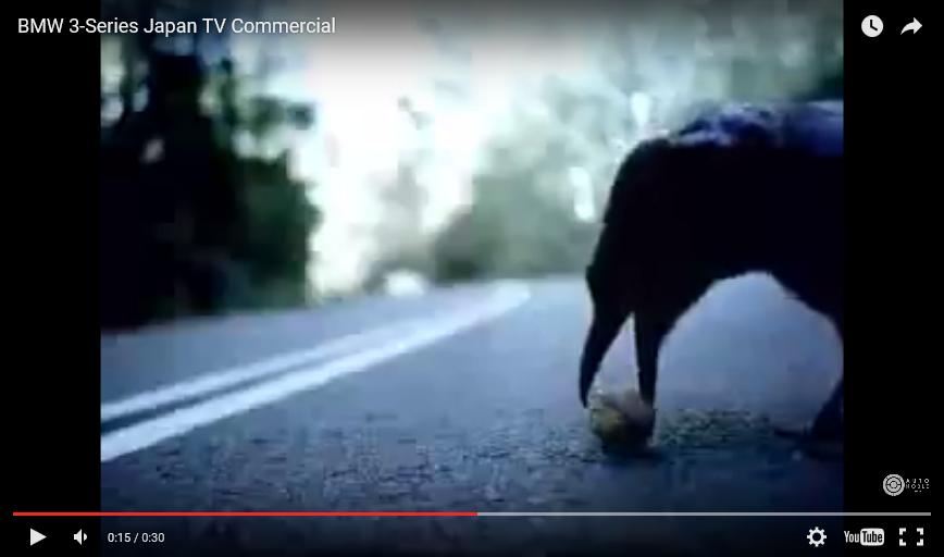 最近見たBMWの動画をまとめてみました^^(BMW320d・LCI3シリーズ試乗レポート、E90クルミ割りカラス編のCMなど)