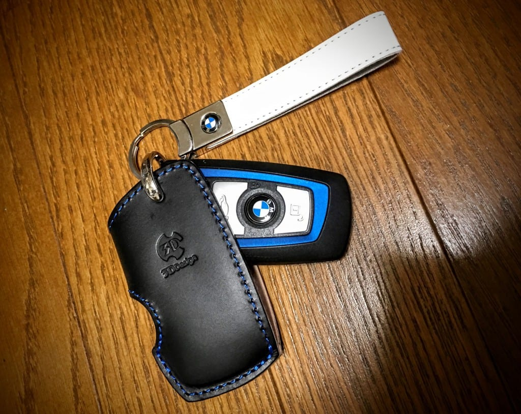 3D Design (3Dデザイン)キーケース サイズB(F10,F20,F30,F31,F36等) 買いました♪【BMW4シリーズグランクーペ・パーツレビュー】
