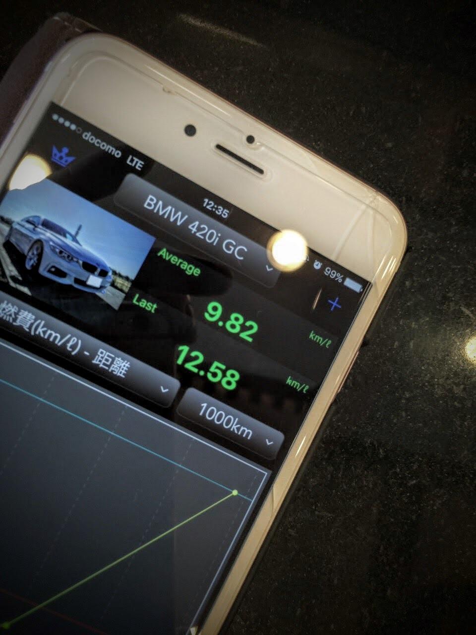 My iPhone6S plus落としてガラス割っちゃいました><
