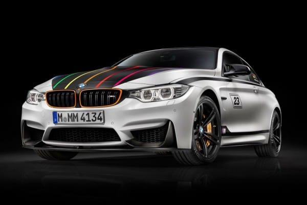 BMW M4 DTM チャンピオンエディション