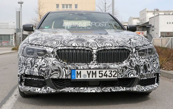 BMW 5 series M sport 2