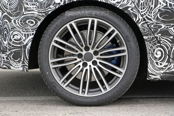 BMW 5 series M sport 8