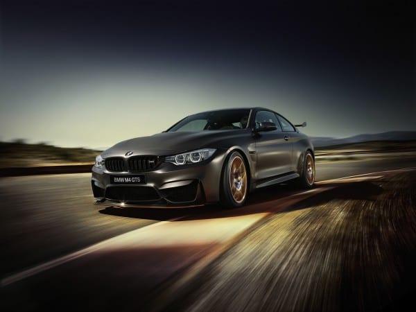 ニュル7分28秒BMW最速レース仕様モデル「BMW M4 GTS」が発売!全世界700台日本では限定30台