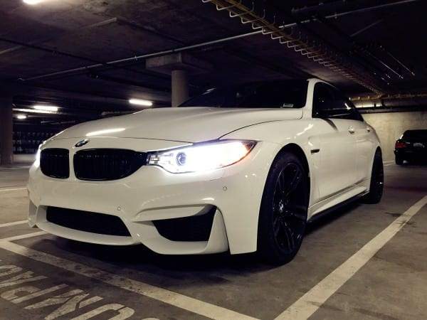 BMW M4 Gran Coupe8