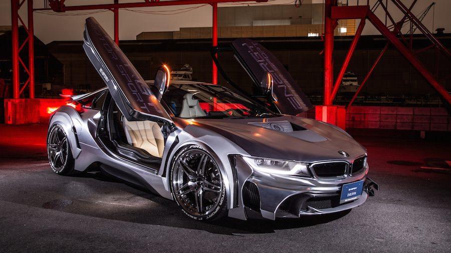 【続報】BMW「i3」「i8」のiシリーズの日本撤退はないそうです^^