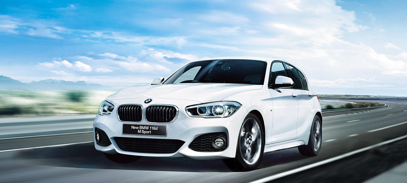 BMW1シリーズ(F20)に待望のディーゼルモデル「118d」が追加!