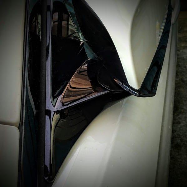 【BMW4シリーズグランクーペ】ドアミラー格納時に異音がするようになったので対応してみた。