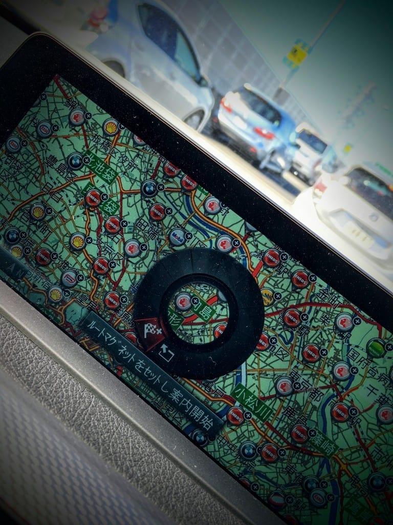 BMW idriveナビの「ルートマグネット」って知ってますか?便利ですよ^^