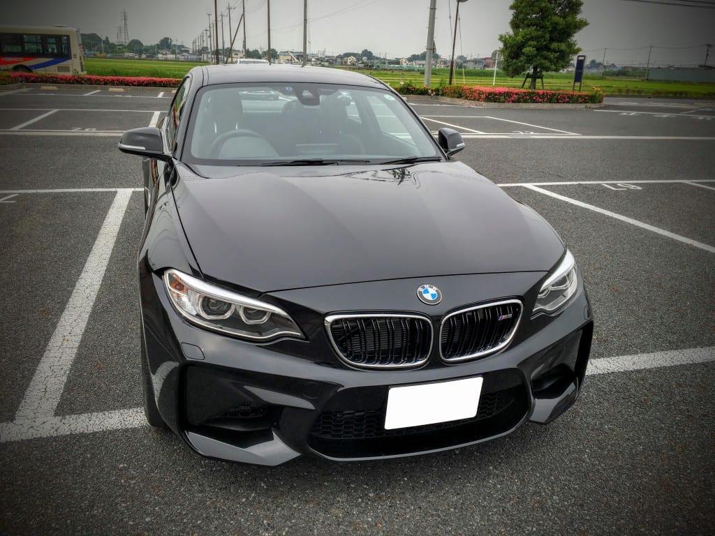 気になるクルマ【BMW i8】【BMW M2】2台まとめて試乗してきました^^【後編・M2試乗編】
