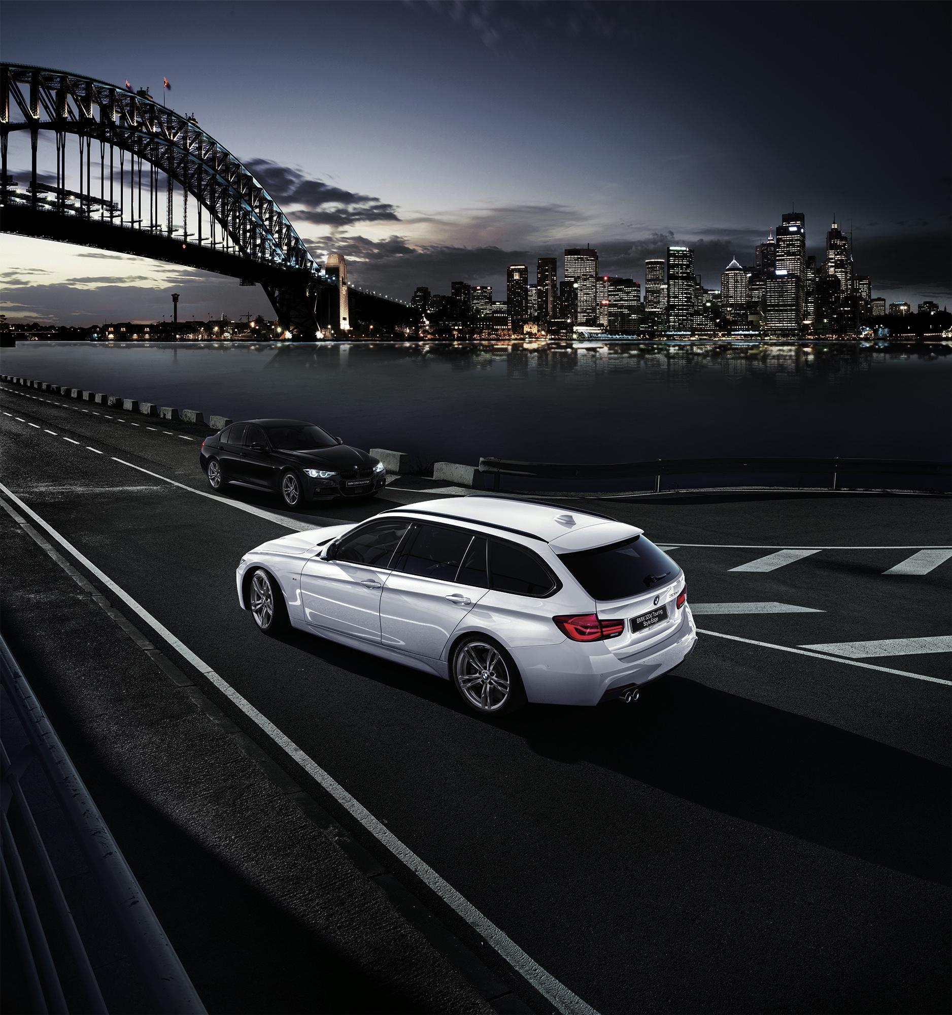 "BMW3シリーズディーゼルモデルに新エンジン搭載!限定400台の「BMW320dセダン/ツーリング Celebration Edition ""Style Edge""」も発売!"
