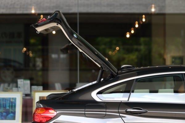 BMW F36 gate
