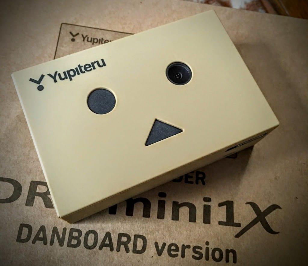 ユピテル「ダンボー」デザインのドライブレコーダー「DRY-mini1X DANBOARD version」購入しました^^&さいたま新都心ラーメンフェスティバル♪