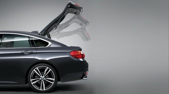 BMW4シリーズグランクーペ テールゲート