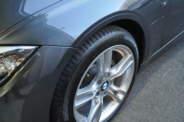 BMWフロントモール