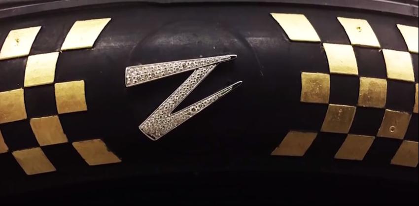 ギネス認定された「世界一高価なタイヤ」のお値段は???