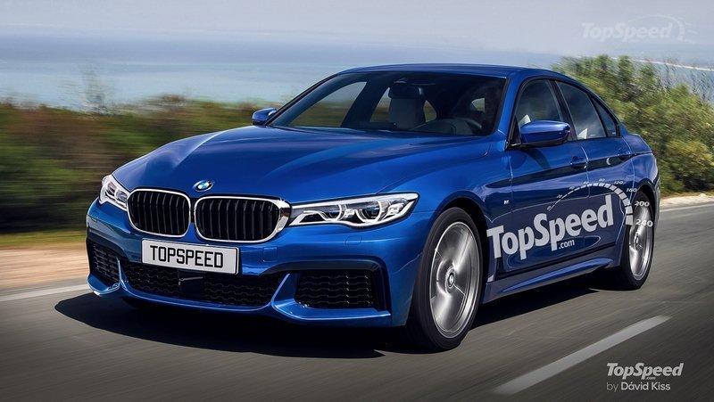 次期BMW3シリーズ(G20)の最新レンダリング画像♪