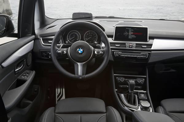 BMW 2シリーズ アクティブ ツアラー/グラン ツアラーMスポーツの一部モデルに8速AT&パドルシフトが標準装備!