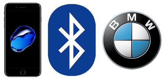 My BMW4シリーズGCで「iPhone7 Plus」のBluetooth接続で音楽が聞けない不具合が発生!BMWも問題を認識済みでAppleと協力して不具合の解消に向けて取り組んでいるそうです・・・