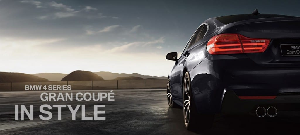 """BMW4シリーズグランクーペの限定車「In Style」が再登場!今度は「Celebration Edition""""IN STYLE""""」限定200台♪前回と装備を比較してみた^^"""