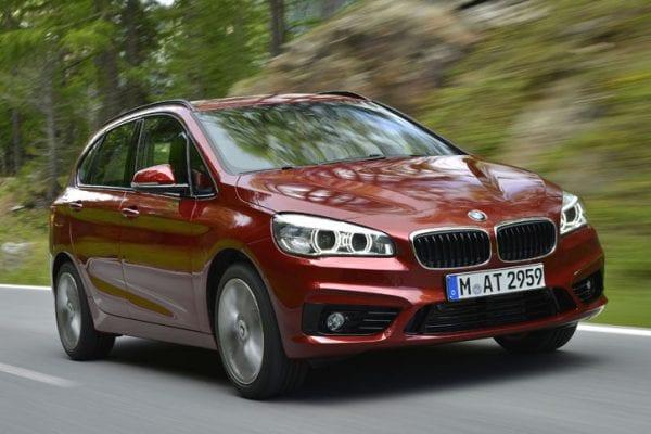 BMW2シリーズ アクティブツアラー