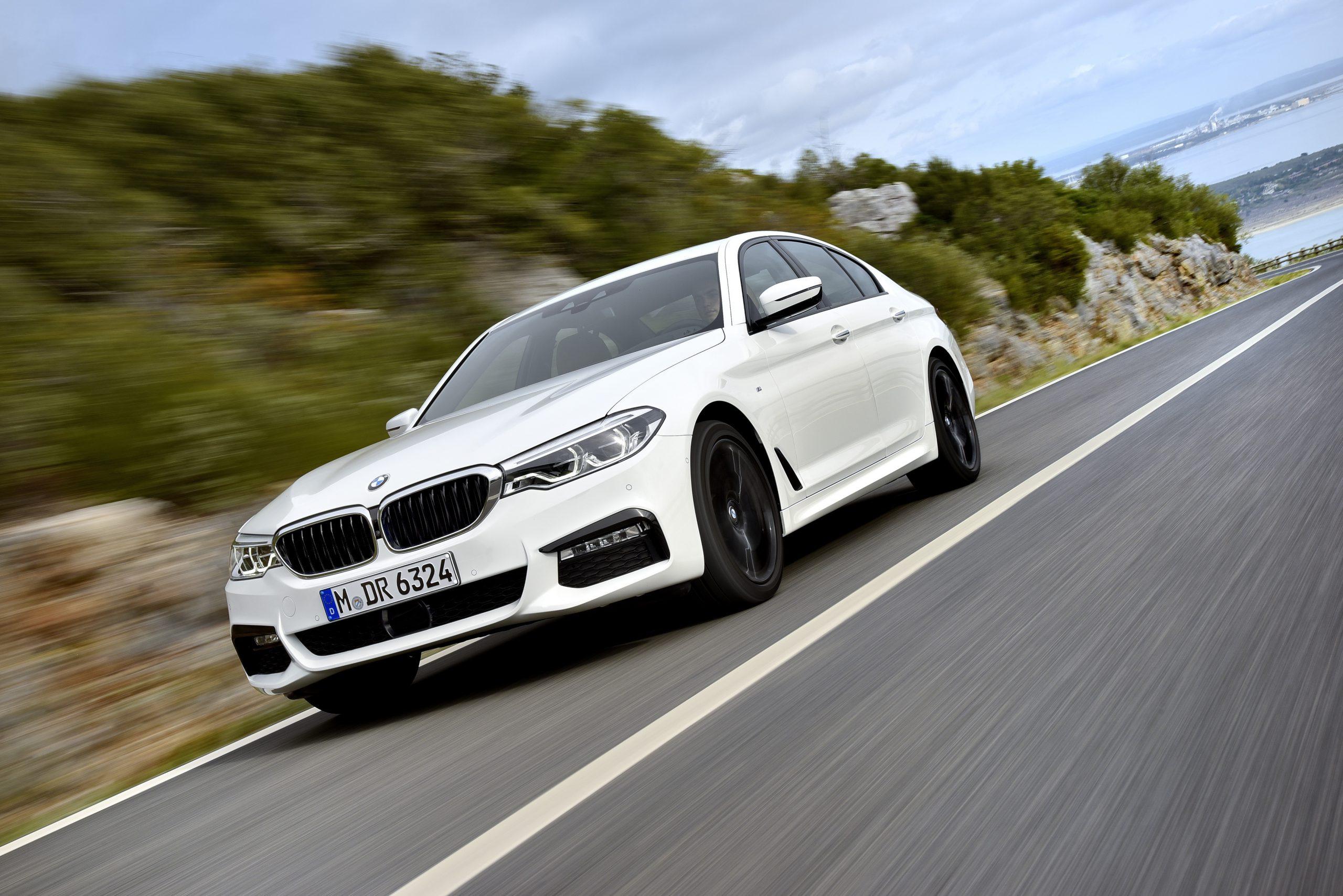 新型BMW5シリーズ(G30)の国内販売を発表!2月11日より販売開始♪価格は599万円から1017万円