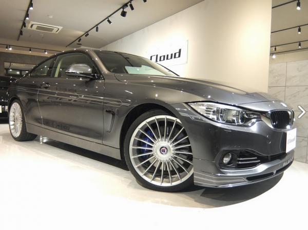 【ALPINA discovers : The perfect Shade of Grey】グレーのボディー・カラーを基調としたアルピナ車両の展示フェアがあるそうです^^