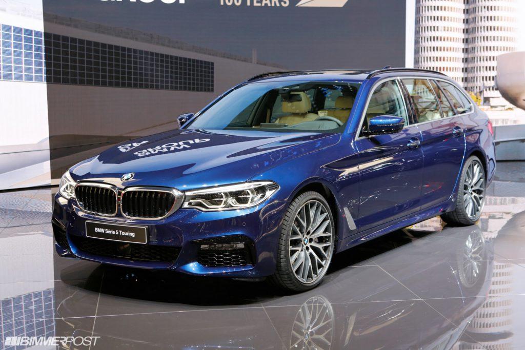ジュネーブ・モーターショー開幕!BMW新型5シリーズツーリング(G31)やALPINA G30 B5がワールドプレミア! 4シリーズLCI、ACシュニッツアーなど魅力一杯♪