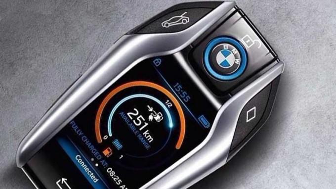 BMWのリモコンキーはおいくら?