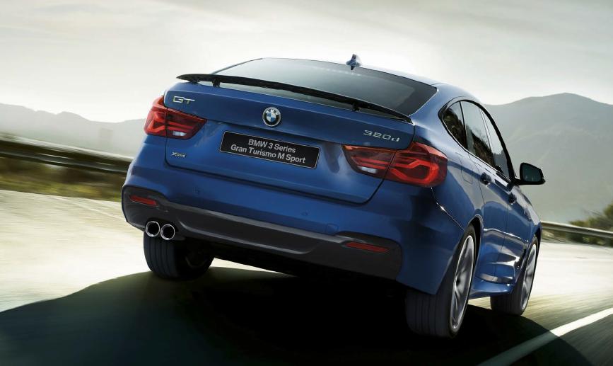 BMW3シリーズグランツーリスモ(F34)にディーゼル&ディーゼル4駆モデル(xDrive)追加!販売の起爆剤となるか^^