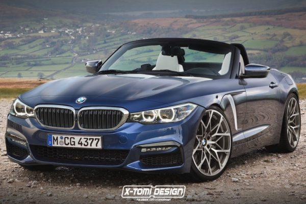 BMW Z5や5シリーズクロスツーリングなど欧州車の予想レンダリング画像を作成公開している「 X-Tomi Design 」を知っていますか?