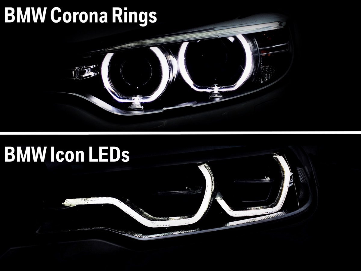 BMWのヘッドライトデザインについて伝統のコロナリングか新しい六角形のヘキサゴンLEDどちらが好き?とイギリスBMWディーラーのTwitterでのアンケート結果が圧倒的すぎてビックリ!!