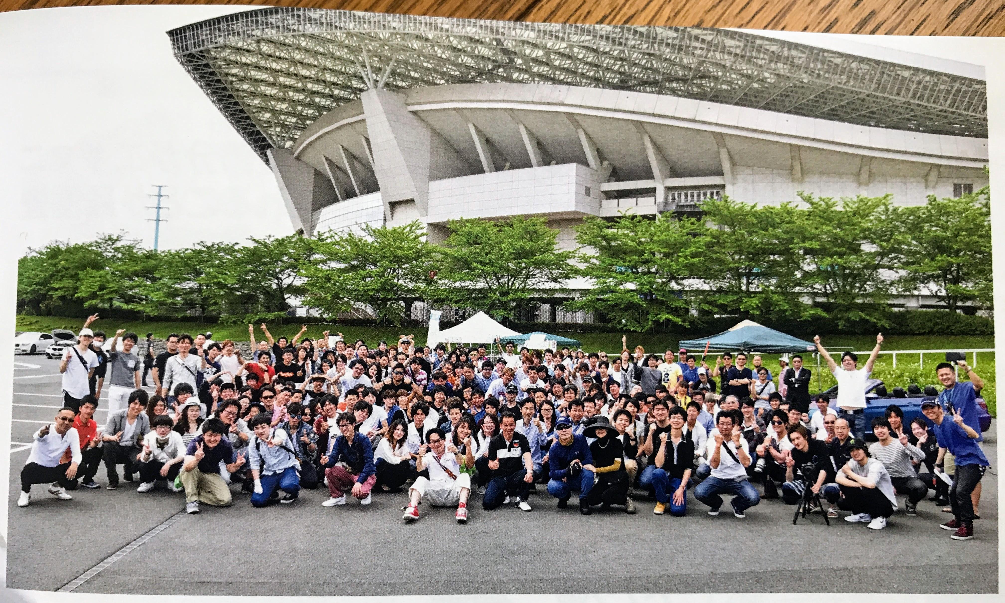 参加したBMW SHIRAKOBAオフ会が掲載されているaf imp(オートファッションインプ)7月号を購入しました^^